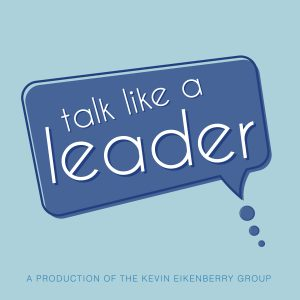 Talk Like a Leader Podcast Album Art