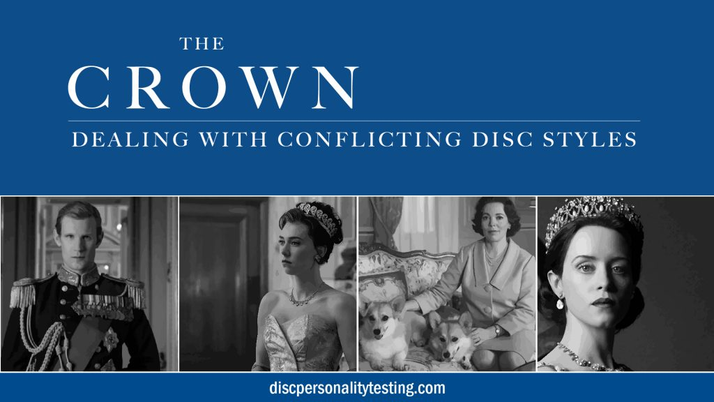 The Crown DISC Styles