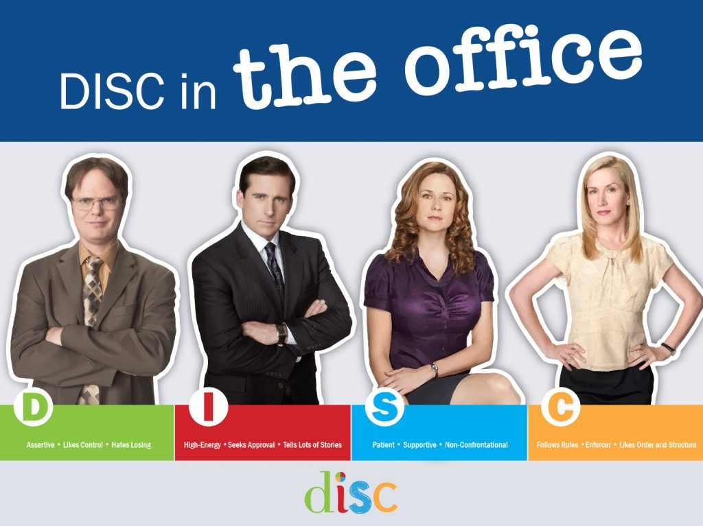 DISC The Office
