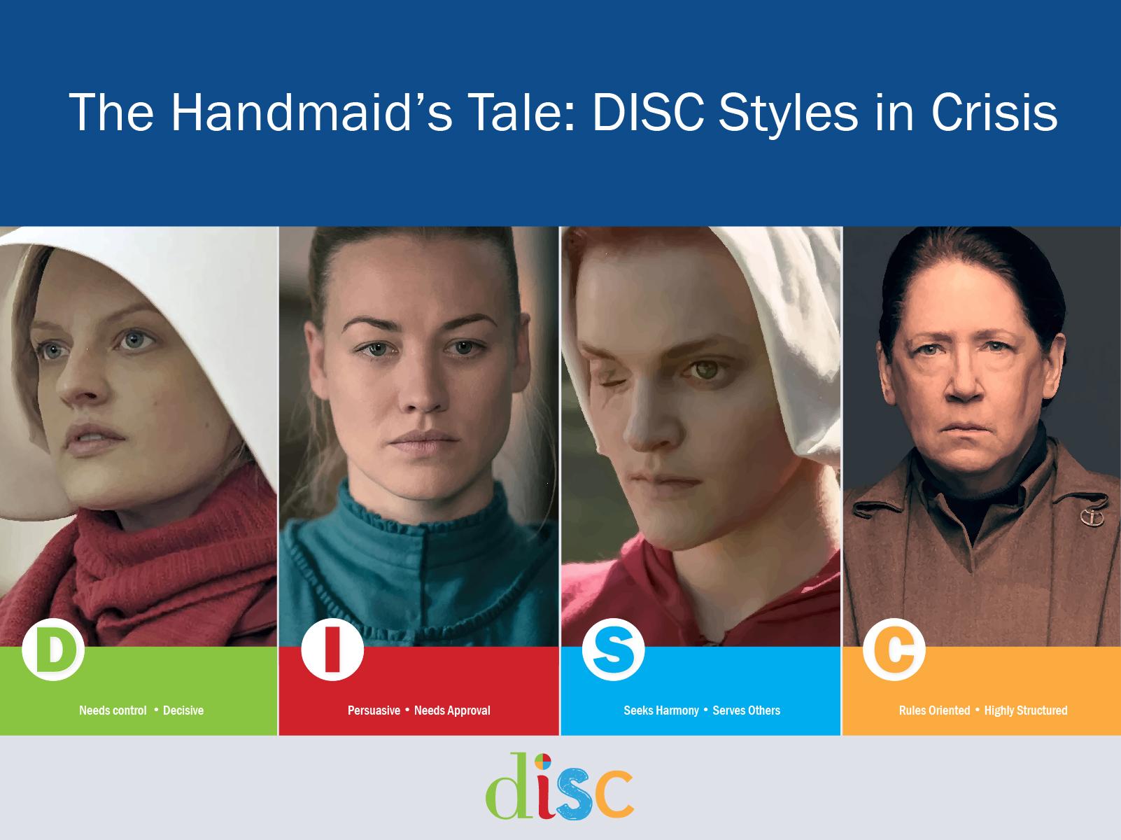 Handmaid's Tale DISC