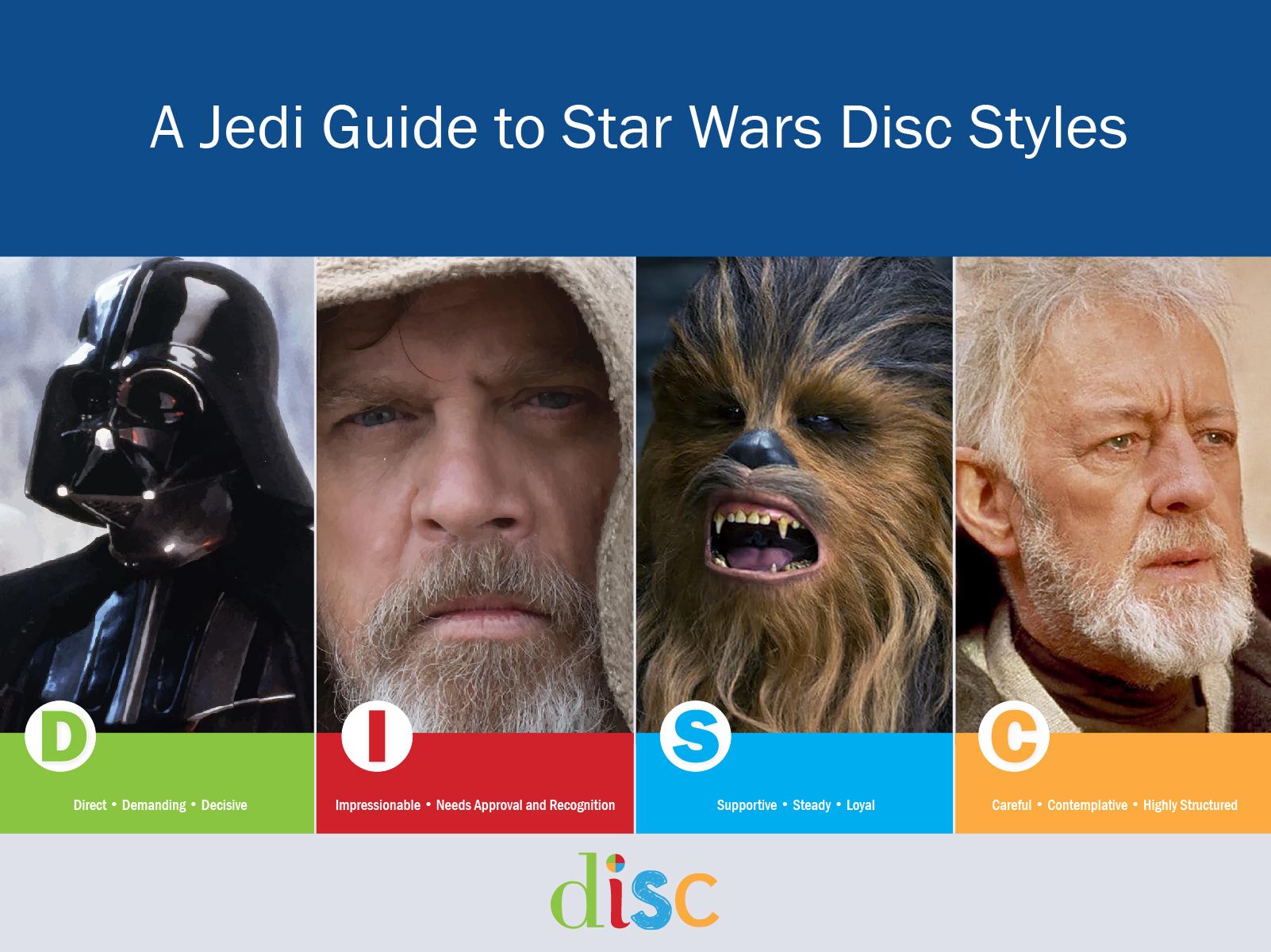 Star Wars DISC Styles