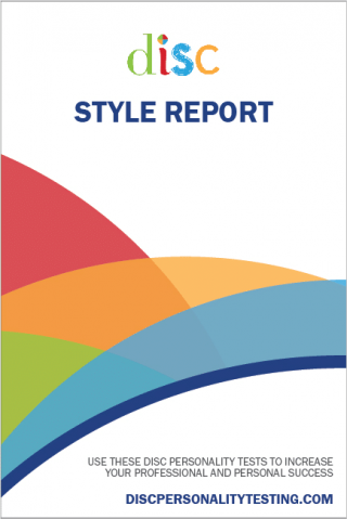 DISC Assessment Report Cover